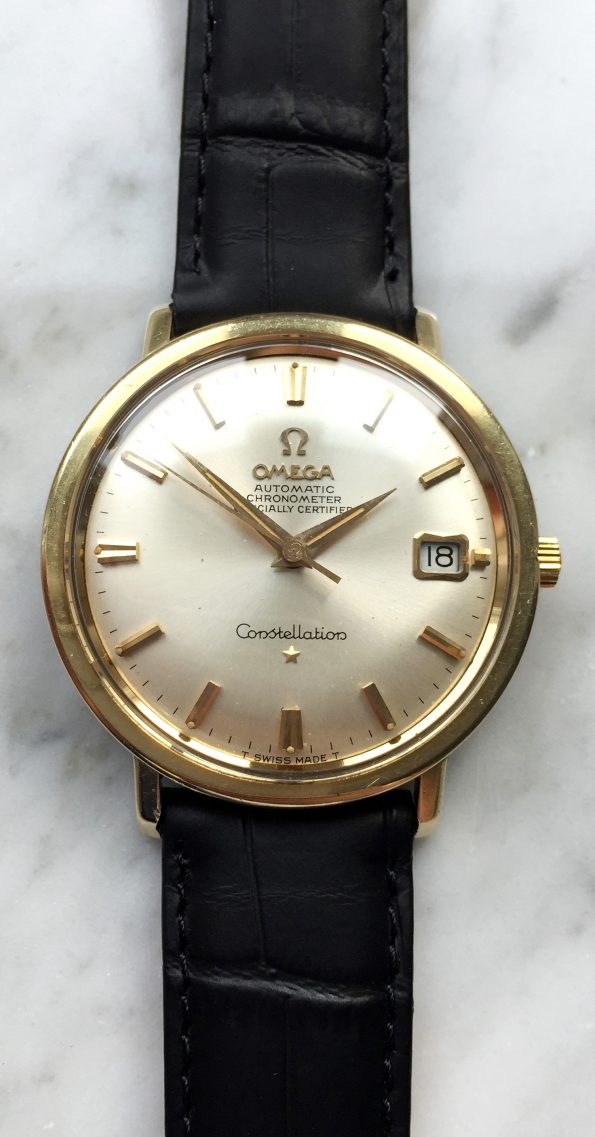 Beautiful Vintage Omega Constellation Automatic Calatrava