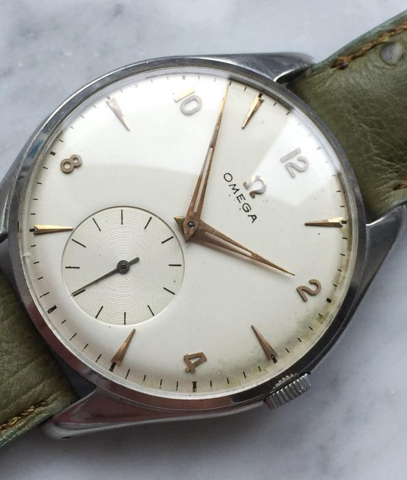 Fully Restored Omega Oversize Jumbo 38mm