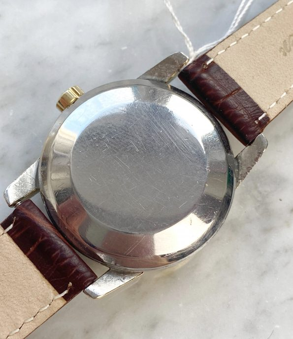 Ladies Omega Seamaster Automatic Vintage 32mm Honeycomb Dial Serviced
