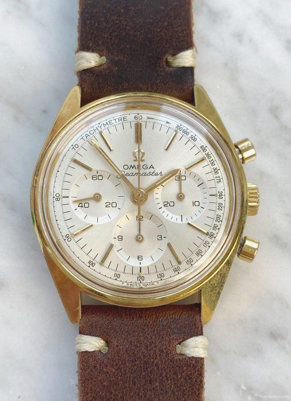 Beautiful Vintage Omega Seamaster Chronograph cal 861