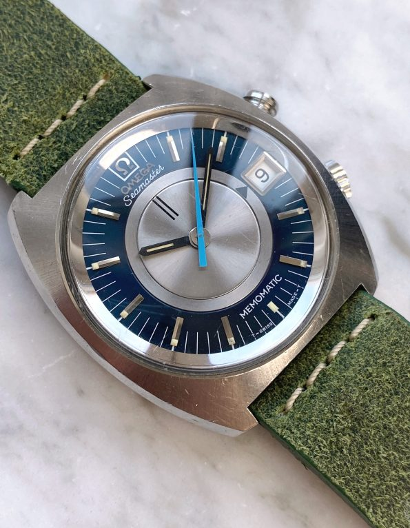 Beautiful Omega Seamaster Memomatic Automatic
