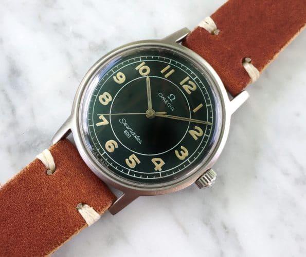 Vintage Omega Seamaster Geneve Cheap Franken