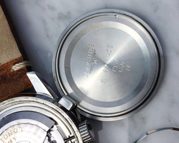 Longines Conquest Chronograph Vintage Full Set