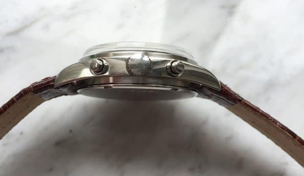 Vintage Tourneau Datofix Ref. 4356 Tiffany Signed Dial VALJOUX 886