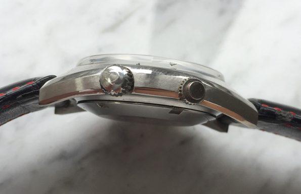 Omega Seamaster Chronostop Taucheruhr mit seltener 24h Lünette