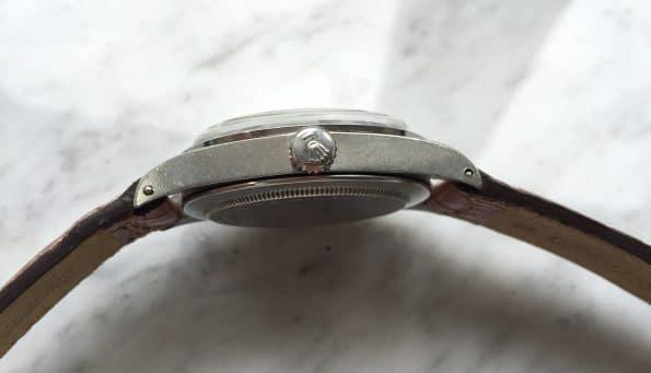 Tudor Prince Oysterdate 9080 Rare Jumbo Steel Automatic 39mm