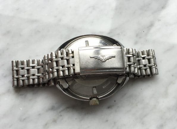 Diver Longines Record Vintage 70ties Day Date