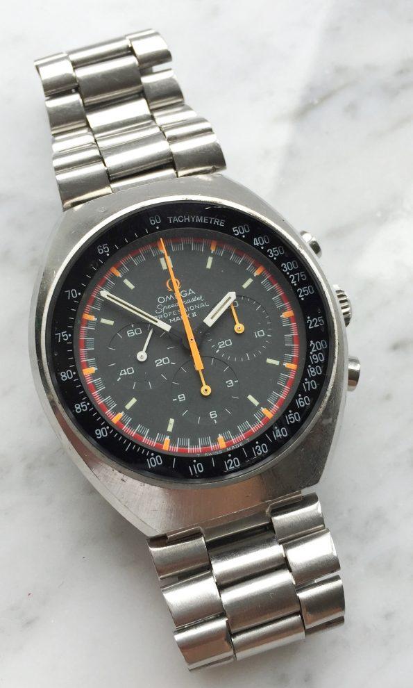 Rare Omega Speedmaster Mark 2 Racing Chronograph