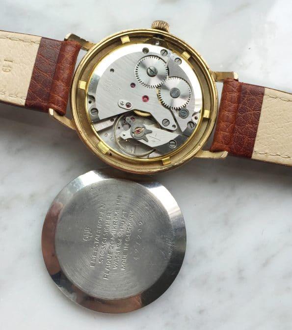 Vintage GUB Glashütte Watch