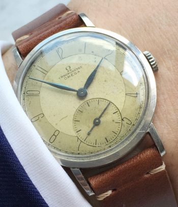 Superb Omega Chronometer 36mm 30t2 RG