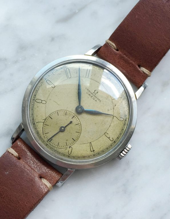 Superb Omega Chronometer 36mm 30t2 RG