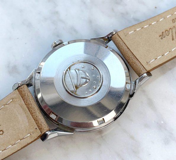 Omega Constellation Pie Pan Automatik Vintage Edelstahl