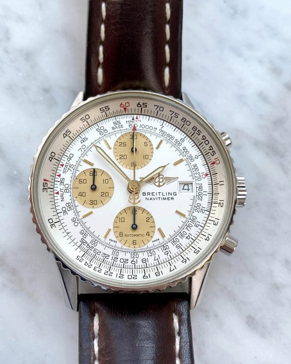 Great Breitling Old Navitimer Chronograph Automatic