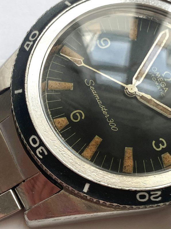 Amazing Omega Seamaster 300 Automatic Vintage 1964