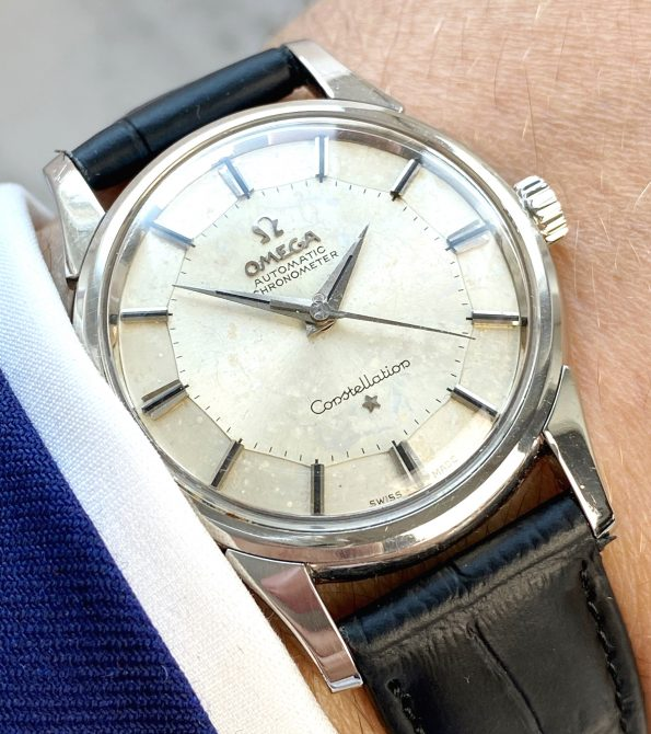 Omega Constellation Pie Pan Automatic Vintage