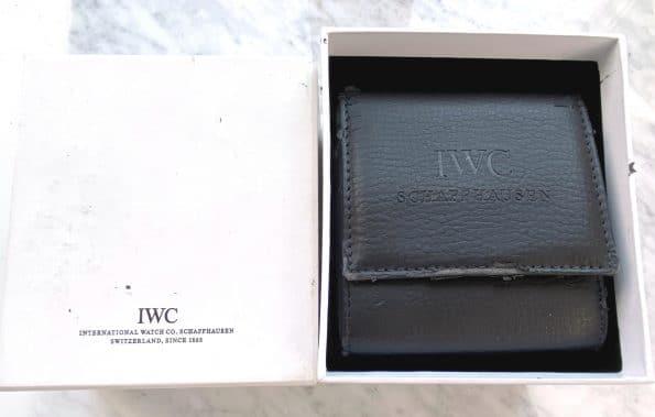 IWC Der Flieger Chronograph 3706 Automatic