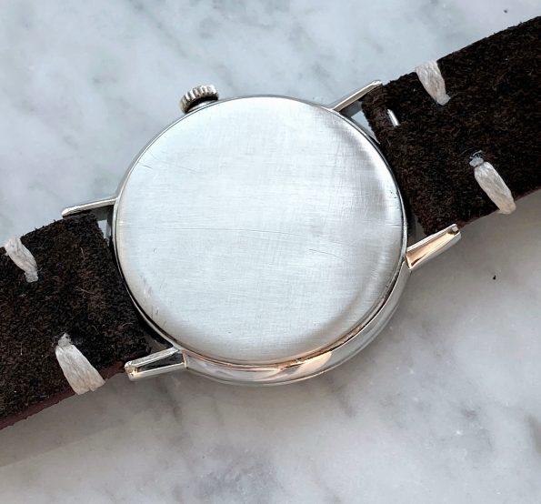 Vintage Omega Geneve Black Dial