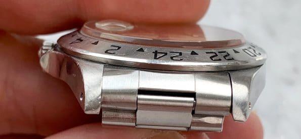 AUTHENTICATED Vintage Rolex Explorer II Superb CREAM DIAL