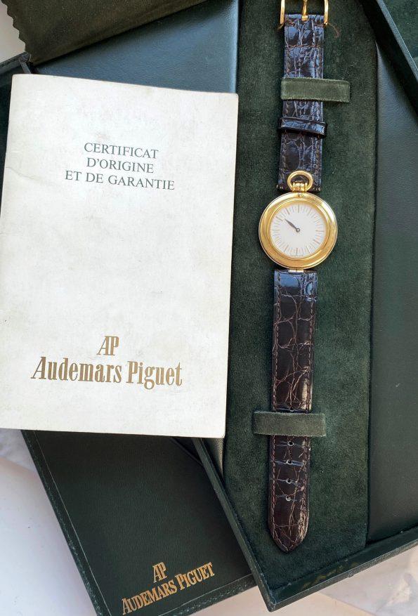 Rare Audemars Piguet Philosophe Philosophique Handwinding FULL SET