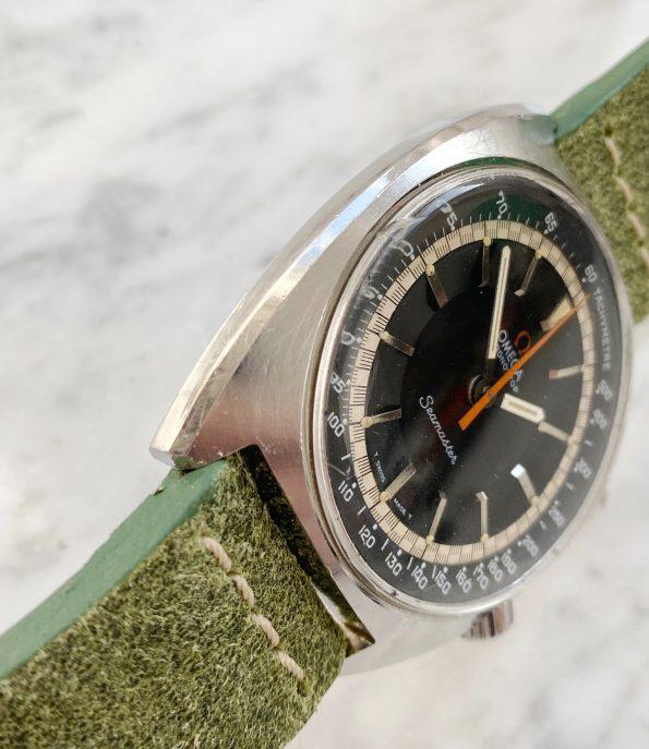 Beautiful Omega Seamaster Chronostop Chronograph Vintage