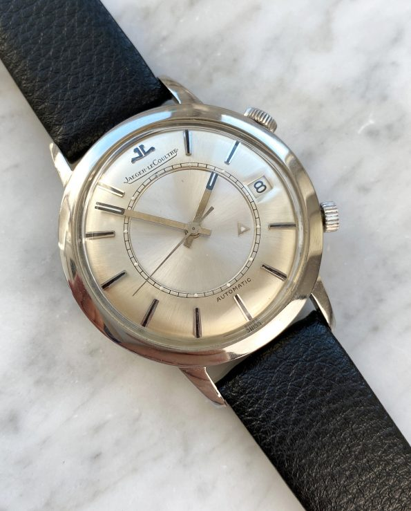 Jaeger LeCoultre Memovox 37mm Automatic Date Steel