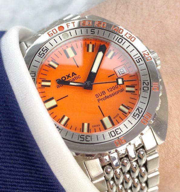 Modern Dox Sub 1200 T Diver Shark Hunter Professional Full Set
