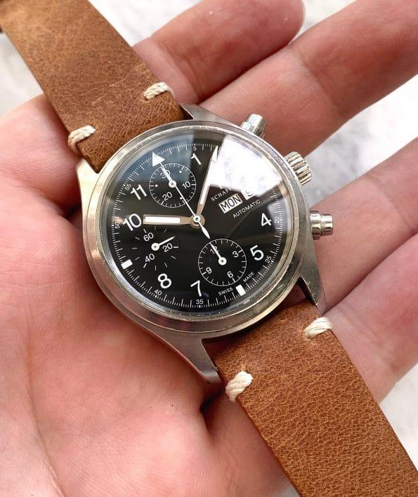 IWC Der Flieger Chronograph 3706 Automatic Vintage
