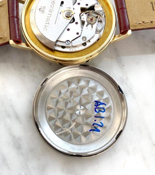 Vintage Glashütte GUB Spezimatic Automatic