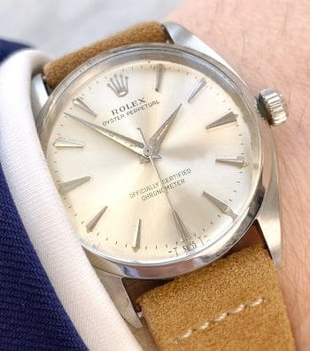 Beautiful Vintage Rolex No Date Automatic Automatik Ref 6564 from 1956