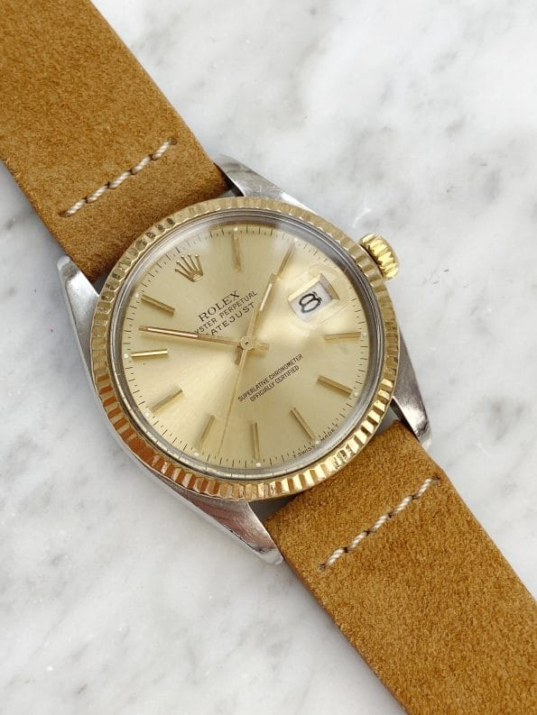 Serviced Rolex Datejust Automatic Vintage 16013