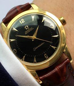 a373 Omega Sea schwarz gold 3 (1)