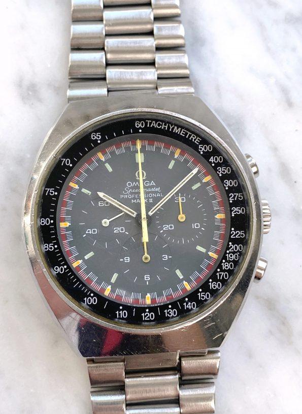 Rare Omega Speedmaster Mark 2 Racing Chronograph Vintage 145.014