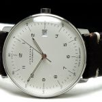 2012 Junghans Max Bill in Great Condition Full Set