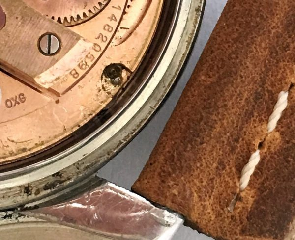 Omega Seamaster Automatic Vintage Black Honeycomb Dial