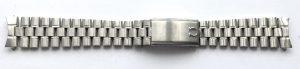 Omega Strap 19mm 1098 Strap Steel Seamaster 120 Vintage