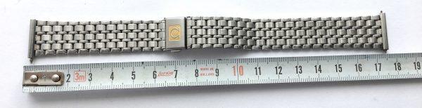 Omega Strap 19mm Constellation Steel Strap