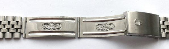 Original Rolex Jubilee Steel Strap 60ties
