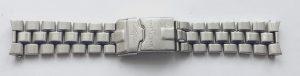 Original Rolex Jubilee Steel Strap from 1969 5261H