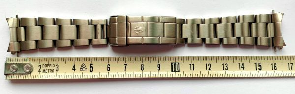 Rolex Oyster Strap Submariner 93150 501B 20mm