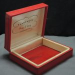 Genuine Blanpain Box in red