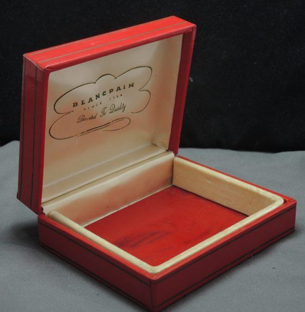 Genuine Blanpain Box in red