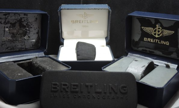 Genuine Breitling Boxes
