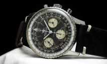 Serviced Vintage Breitling Old Navitimer 806 with Original Papers