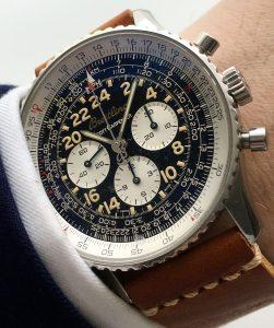 Genuine  Breitling Navitimer Cosmonaute Scott Carpetner Edition