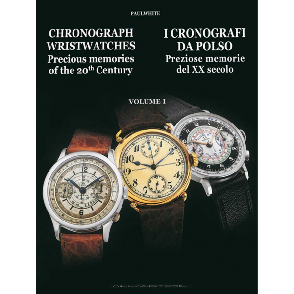 All you need to know Vintage Chrono Wristwatches 3 Books