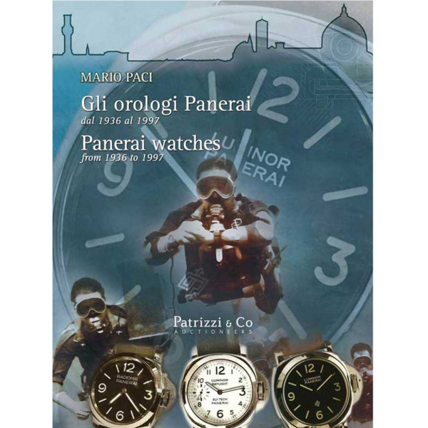 Panerai Watches Set of two Books