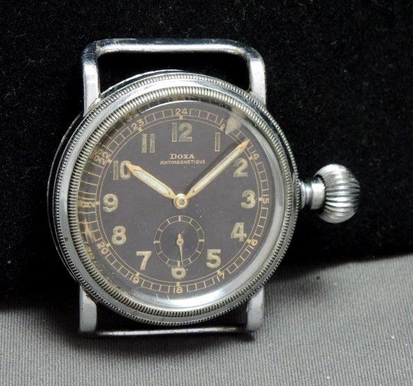 Doxa 2. WK Military World war 1936 ww2 wk2 40mm Oversize