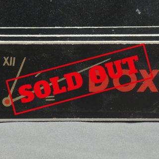 Genuine Doxa box in black