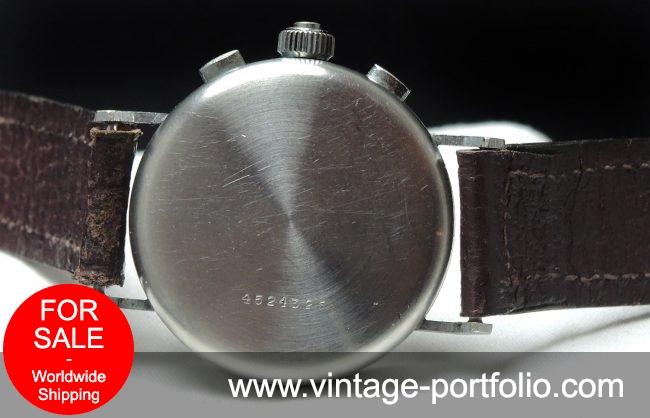 Investment grade Vintage Doxa Three Pusher Chronograph