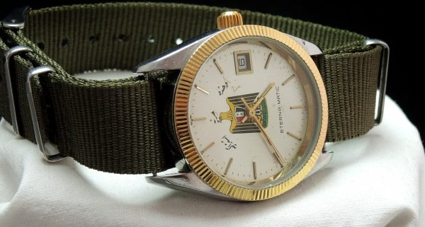 Rare Military Eterna Saddam Hussein Iraqui Air Forces